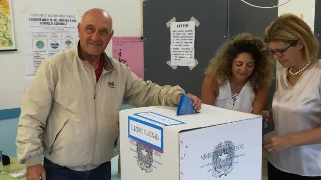 Borghini al voto