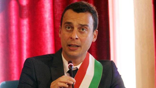 Il sindaco di Corciano Cristian Betti