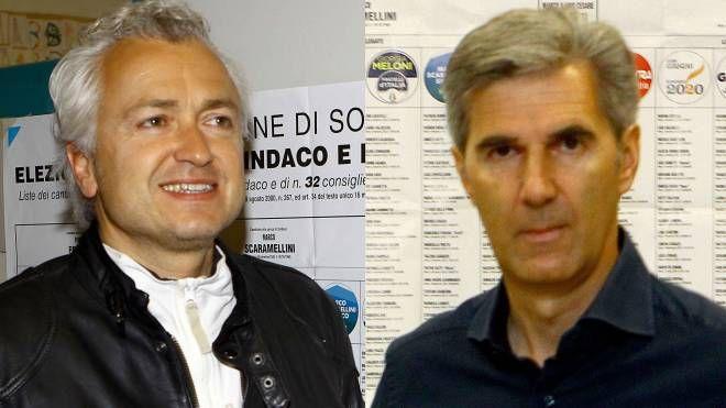 Marco Scaramellini e Nicola Giugni
