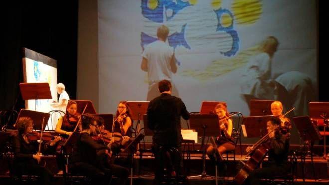 Protagonisti gli allievi della scuola musicale Pergolesi