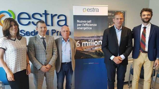 Alla presentazione del bando ha partecipato anche il sindaco Matteo Biffoni