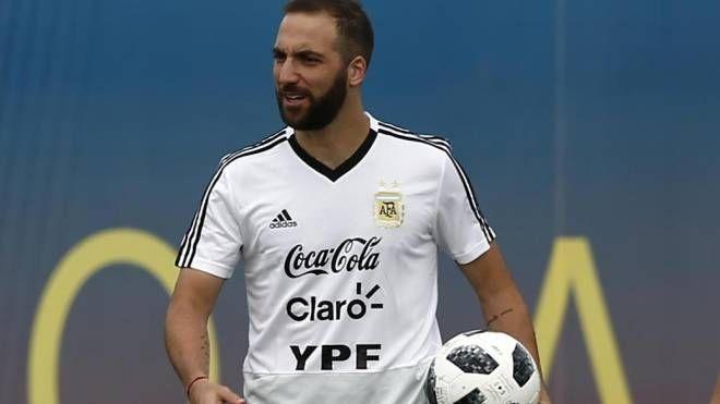 Gonzalo Higuain (Ansa)