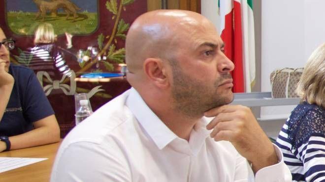 Luigi Angiolini: prima vicesindaco, poi  assessore all'Urbanistica