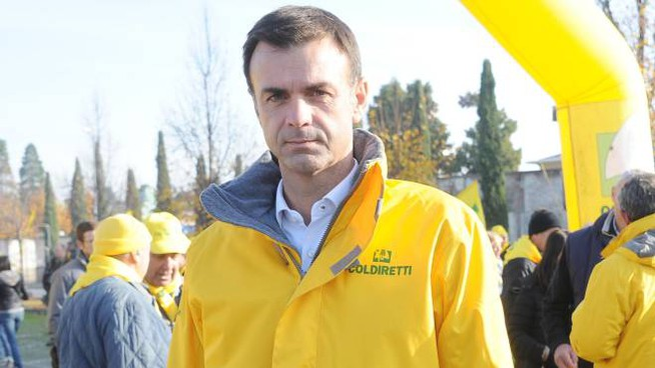 Ettore Prandini, presidente regionale di Coldiretti