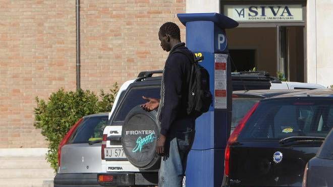 Ravenna, assolto parcheggiatore abusivo. Niente molestie (foto Zani)
