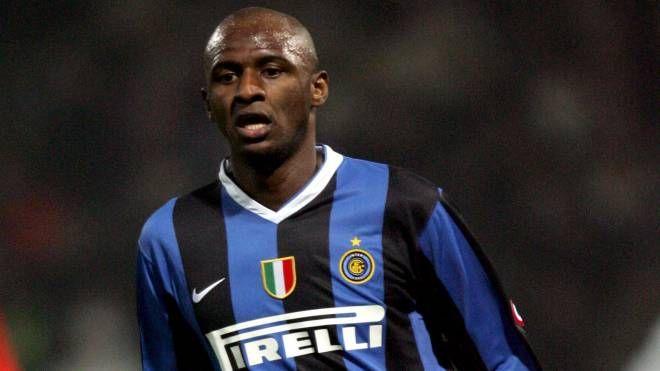 Patrick Vieira ai tempi dell'Inter
