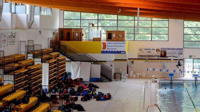 La piscina Faustina di Lodi