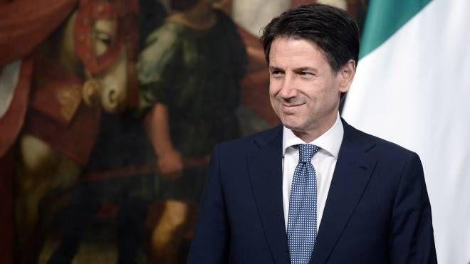 Il premier Giuseppe Conte (Lapresse)