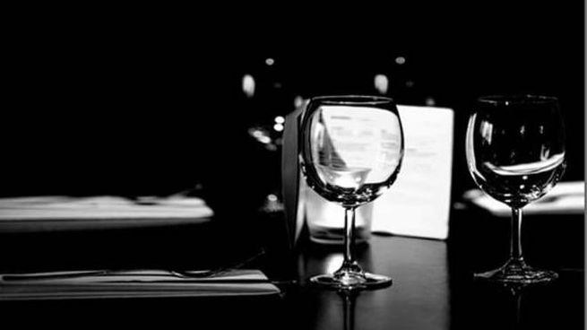 Appuntamento con la cena al buio