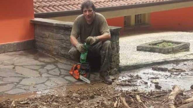 Valsabbia e Alto Garda le zone più colpite dal nubifragio