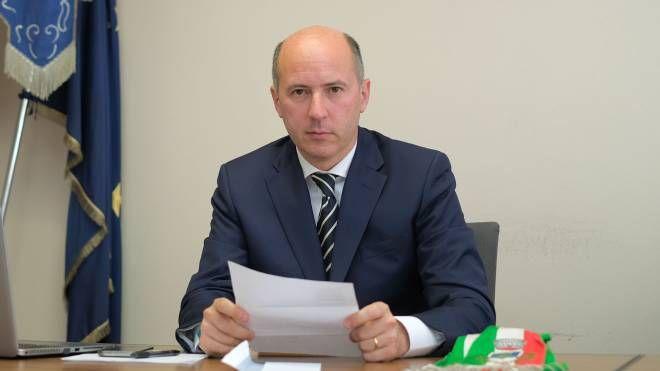 Simone Cairo, sindaco di Bresso