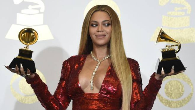 La cantante statunitense Beyoncé