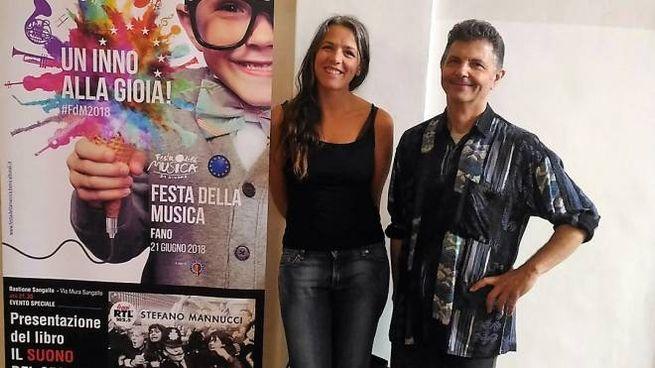 Frida Neri e Paolo Casisa
