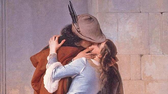 'Il bacio' di Francesco Hayez sarà il pezzo forte del 2019