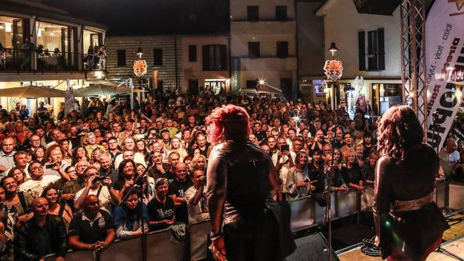 Ritchie Family in concerto a Gabicce Mare (Fotoprint)
