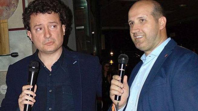 Omar Barbierato e Lamberto Cavallari