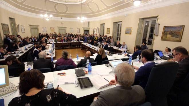 Il Consiglio comunale di Lecco