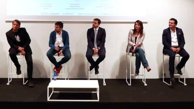 Convegno L'innovazione tecnologica nei distretti Italian