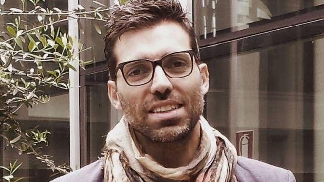 CREATIVO Il designer Fabrizio Crisà