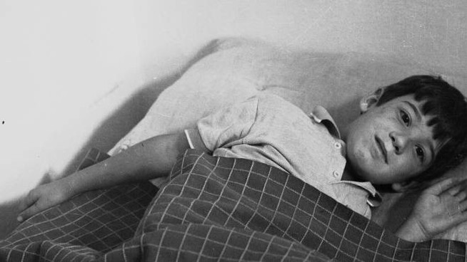 Natalino Mele in una foto del 1968