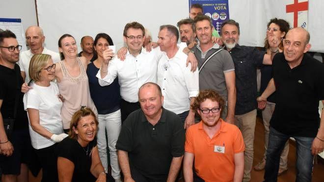 Luca Allievi nuovo sindaco di Seveso (Brianza)