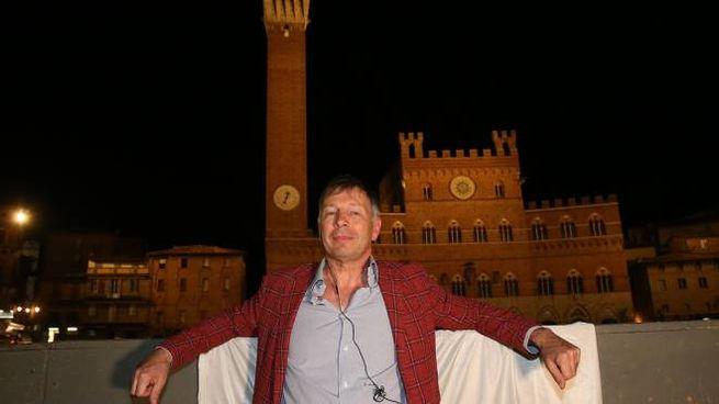 De Mossi, nuovo sindaco di Siena (Foto Dipietro)