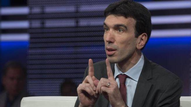 Il segretario reggente del Pd Maurizio Martina (Ansa)