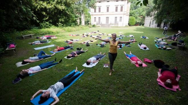 Bio pilates al Parco Bertone