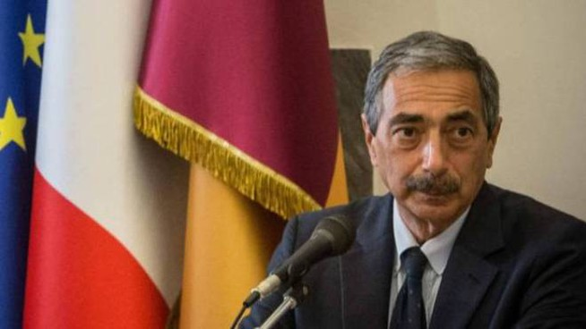 Il giornalista Marino Bartoletti