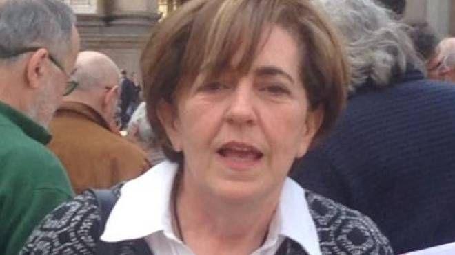 L'attivista 62enne Cristina Cattafesta