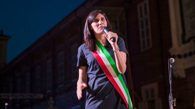 Il sindaco di Torino Chiara Appendino (Lapresse)