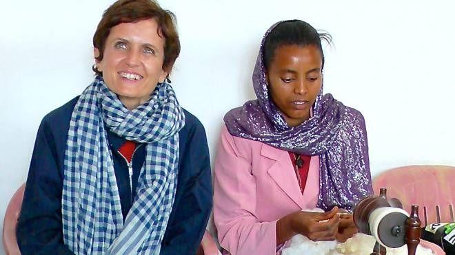 Marina Spadafora, coordinatrice per l'Italia di Fashion Revolution