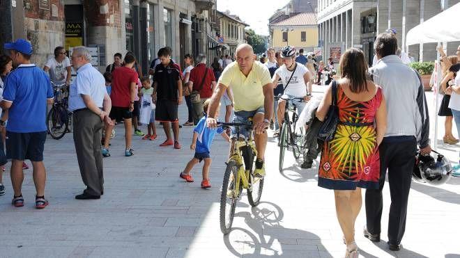 Il centro di Legnano