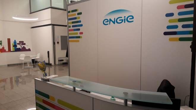 Gli uffici di Engie