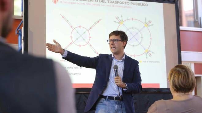 Dario Nardella (Marco Mori / New Press Photo)