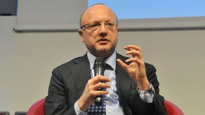 Vincenzo Boccia, presidente di Confindustria (Newpress)