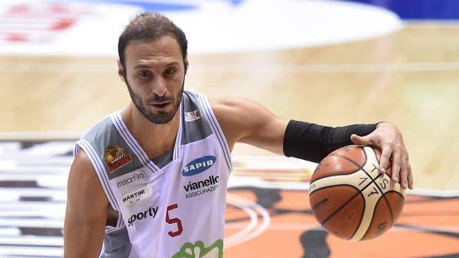 Jacopo Giachetti la scorsa stagione con l'OraSì (foto Ciamillo)