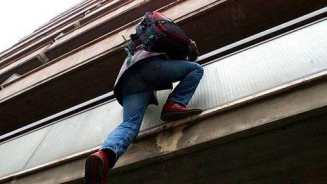 """Ladri """"acrobati"""""""