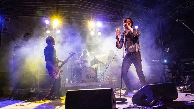 Thee Hypnotics (foto Serena Groppelli-Festival Beat Salsomaggiore)