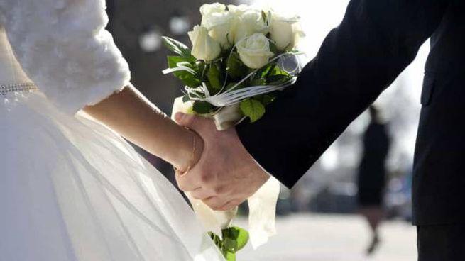 Festa di nozze rovinata per una coppia (foto d'archivio)