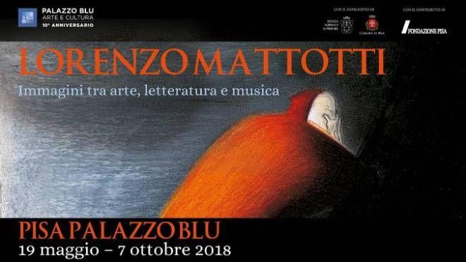 Lorenzo Mattotti_Palazzo Blu