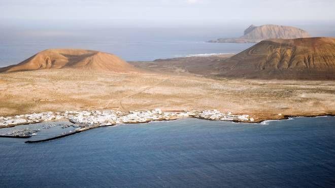 L'isola La Graciosa, nell'arcipelago delle Canarie - Foto: bbstanicic/iStock