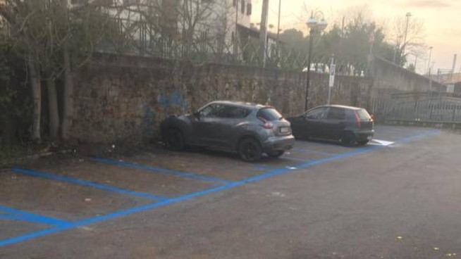 Parchaggi a San Giovanni. Nessuna modifica