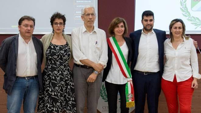 Giuseppe Augurusa, Veronica Cerea, Enrico Ioli, Michela Palestra, Luca Nuvoli, Roberta Tellini