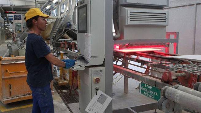 La Cooperativa Ceramica d'Imola occupa circa 1.200 dipendenti