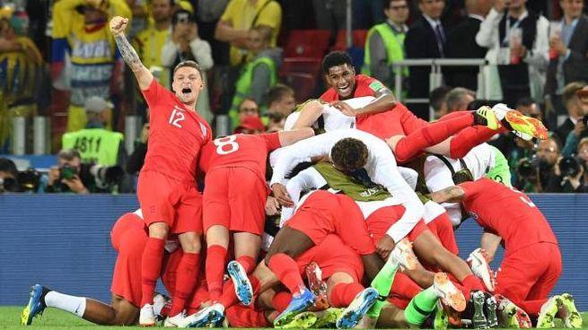 Inghilterra avanti dopo i rigori (Ansa)