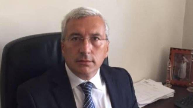 L'imprenditore  Marco Arturo Romano