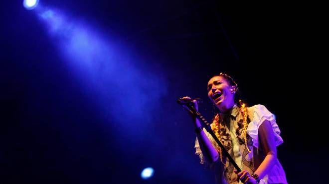 La cantautrice piacentina, Nina Zilli