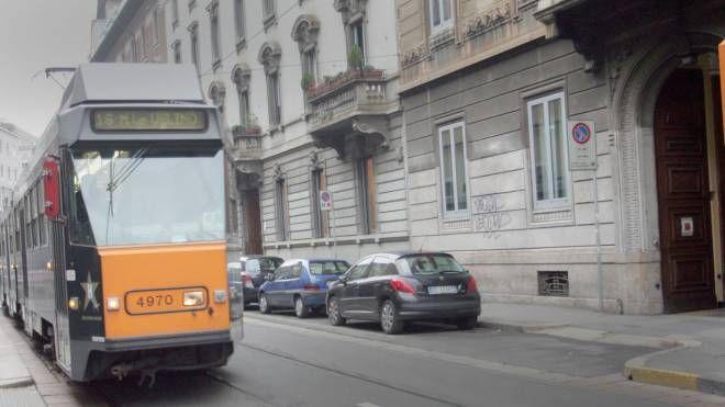 Tram in transito (Newpress)