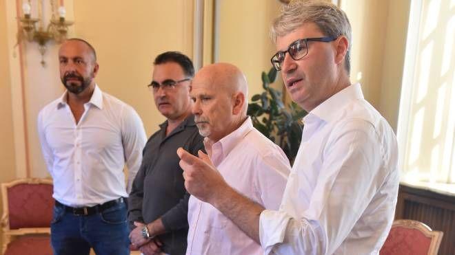 Firmata la convenzione tra Varese Calcio e Comune per lo stadio (Newpress)